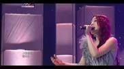 Jisun - Dear Wind ~ Music Bank (10.06.11)