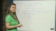 Аз уча английски език . Сезон 1, епизод 8 , урок 8 на български