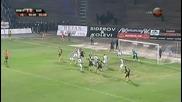 Локомотив ( Пловдив ) 1 - 1 Ботев ( Пловдив ) ( 28.10.2014 )