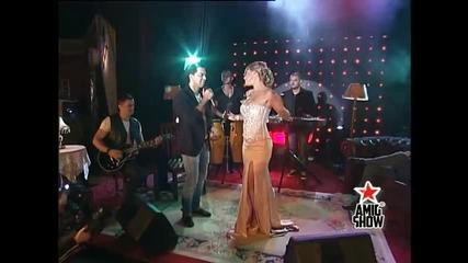 Adil i Allegro band - Zivot bez tebe ne zivim AMI G SHOW 2013