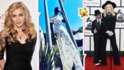 Мадона, какво се случва? Певицата качи видео на сина си, облечен в... рокля
