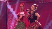 08.05.2014 Евровизия втори полуфинал - Полша