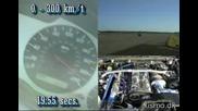 Nissan Skyline Gtr R - 34 from 0 - 300 km/h