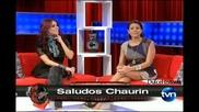 2011 Dulce Maria - Al Despertar Confirma Extranjera 2da Part