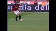 04.05 Милан - Интер 2:1 Кака Гол