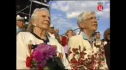 Зара и Дмитрий Певцов - Прощание славянки