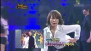 Round6 - Kim Jisun Vs. Jung Juri (kikwang) ~ Star Dance Battle 2010