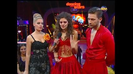 Dancing Stars - Михаела Филева и Светльо салса (15.04.2014г.)