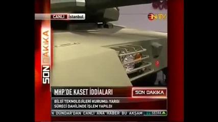 първият Турска боен танк Altay
