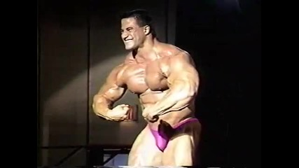 Mike Matarazzo Off Season Guest Posing