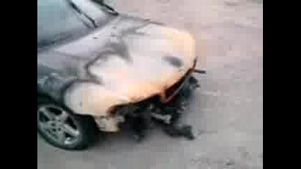 Audi A4 Ужас