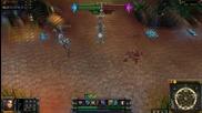 Frostblade Irelia League of Legends Skin Spotlight