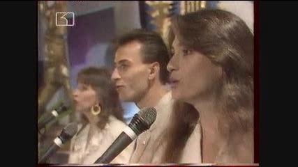 Таня Боева-космичен Блуз-на живо-'златният Орфей'-конкурс за млади певци-1994