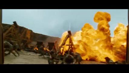 Трейлър 03.2012 - Гневът На Титаните ~ Wrath of the Titans