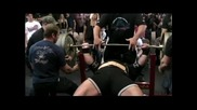 Kennelly 1080 pnd bench press