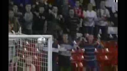 Liverpool v Cska Sofia 1st Half
