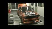 Bmw e30 328i 24v Turbo 685hp 731nm