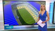 Спортни новини на NOVA NEWS (24.06.2021 - 20:00)