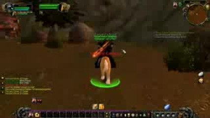 World Of Warcraft - Death Knight Gameplay