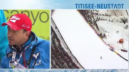 Titisee Neustadt 15.12.2013 konkurs indywidualny druga seria