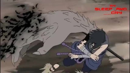 Itachi vs Sasulke-whisper in the dark