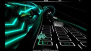 Eminem - Lose Yourself (bo biz Dubstep Remix) in Audiosurf 1080p Hd High bitrate