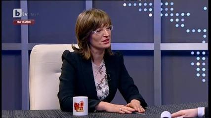 Нека говорят - Екатерина Захариева Марин Райков е чудесен избор за премиер на служебното правителств