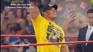 Wwe - John Cena New Titantron 2013 - 2014 (blue & Pink Version) - Hd