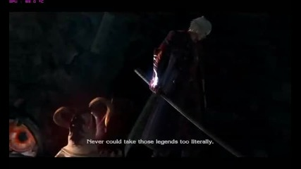 Devil May Cry 4 Gameplay (final Boss) - The Demise Of A False God