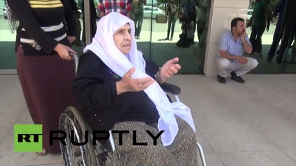Turkey: Man injured in Kurdish rally explosion casts his vote in general election
