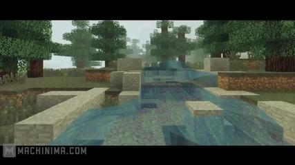 Minecraft - The Ender Scrolls V_ Minerim Trailer (minecraft_skyrim Machi
