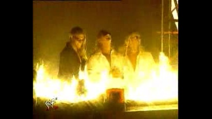 Debuts - The Hardy Boyz , Edge, Christian