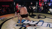ММА състезателка нокаутира 240-килограмов мъж