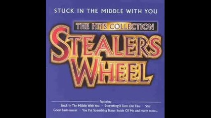 Stealers Wheel - Stuck In The Middle With You