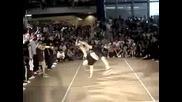 International Breakdance Event (ibe) 2008 Europe vs Japan/korea