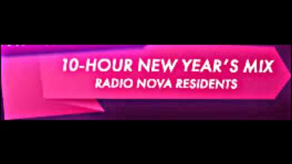 Radio Nova New Year's Marathon 2019 part 1 by Radio Nova's Residents