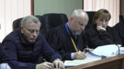 Ukraine: Injured victim gives evidence as Berkut trial continues