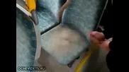 Малееее...седалките в автобуса