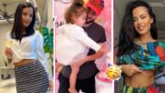 Рожден ден като за принцеса: Криско и Цвети вдигнаха щуро парти за малката Амая