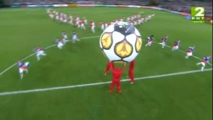 група A - Чехия 1:0 Полша (европейско - 16.06.2012)