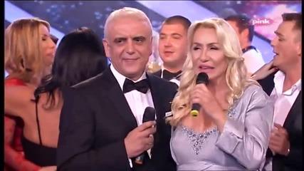 Vesna Zmijanac & Slavko Banjac - Ja imam nekog - (Pinkovo narodno veselje 31.12.2014)