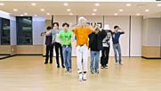 Pentagon Naughty Boy Mirrored Dance Practice