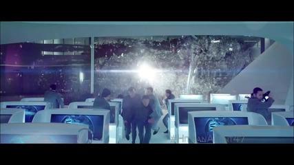 Trailer: Hitman- Agent 47 / Eminem - Won't Back Down