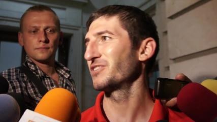 Янев: Не смятам, че ЦСКА заслужи победата
