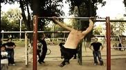 Уличният фитнес в България