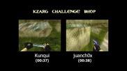 Kunqui vs juanch0x on kzarg challenge bhop