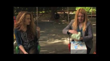 16-годишна ученичка изоставя бебето си във влака - Съдби на кръстопът - Епизод 29 (17.06.2014г.)