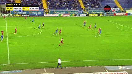 Левски - ЦСКА 1948 0:0 /първо полувреме/