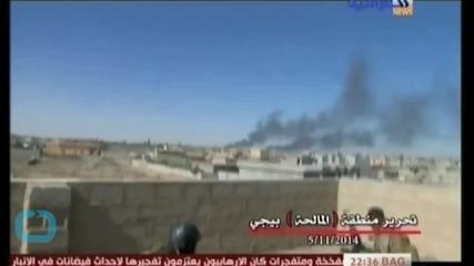 Islamic State Says it Has Full Control of Iraq's Ramadi