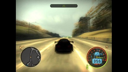 Most Wanted Mod Loader гонка с Bmw Z4